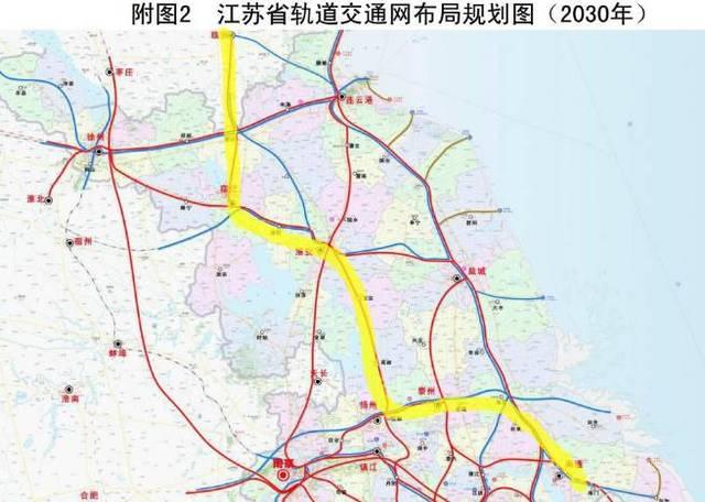 环渤海高铁山东段设计时速350 兼具京沪第二高速通道功能(走向预测)