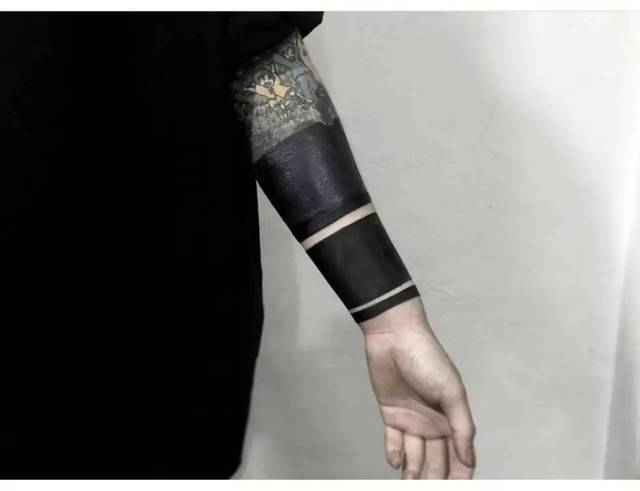 每日纹身图集 黑臂来了,花臂别怂!史上最吊最酷炫的纹身全遮盖!
