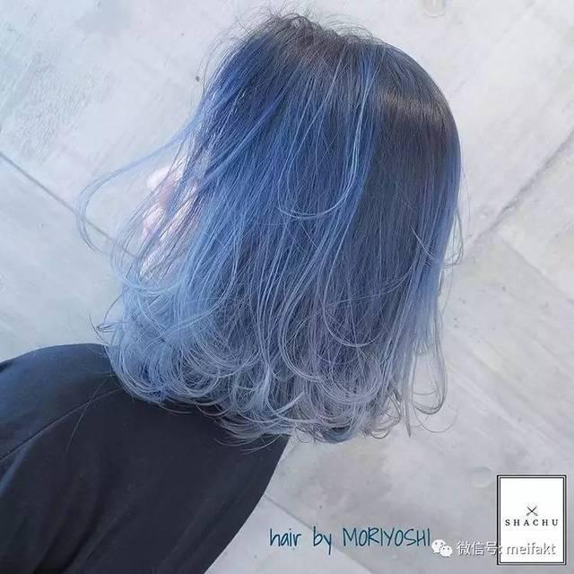 5: 【投稿推荐】奶奶灰,灰蓝色,灰紫色,银白色配方