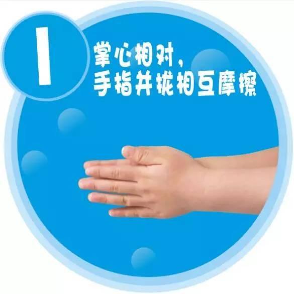 【保健医进课堂】大手牵小手 一起洗洗手图片