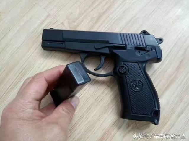 梦见自己拿手枪