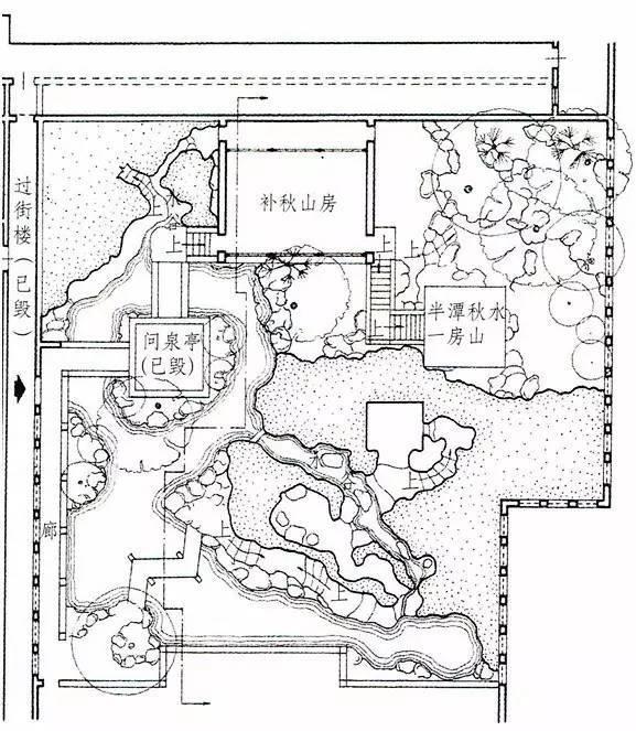 用造园林的手法来设计一所校园图片