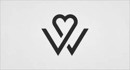 字母有限,创意却无限 | a-z字母logo设计欣赏