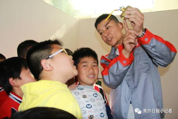 忠县:中小学负责人学习消防安全知识