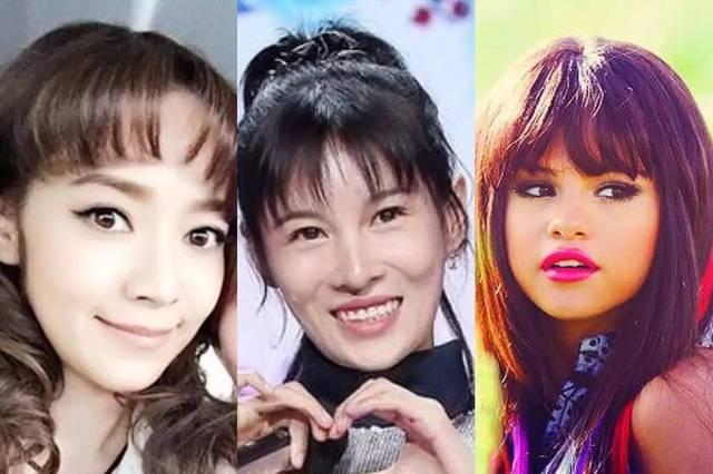 空气刘海,八字刘海,法式刘海……爱美的小仙女们怎么会错过刘海的