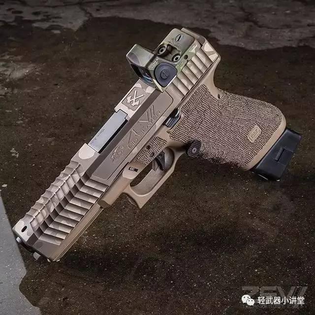 【互动】军事大图:格洛克改装-zev的武器艺术!