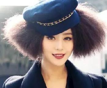 范冰冰短发造型惊艳东京,听说好看的人都剪了短发!