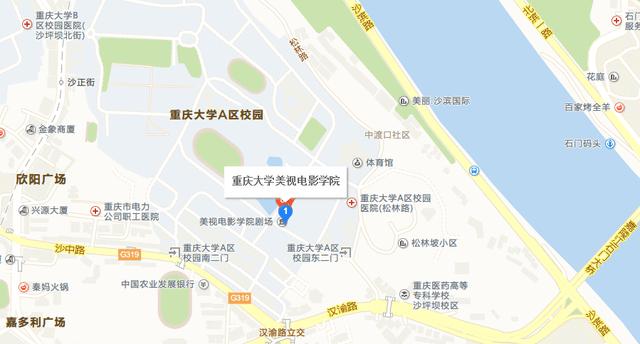 重庆大学c区有本科吗