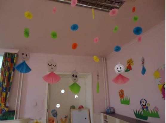 六一儿童节手工制作教室节日挂饰diy教程