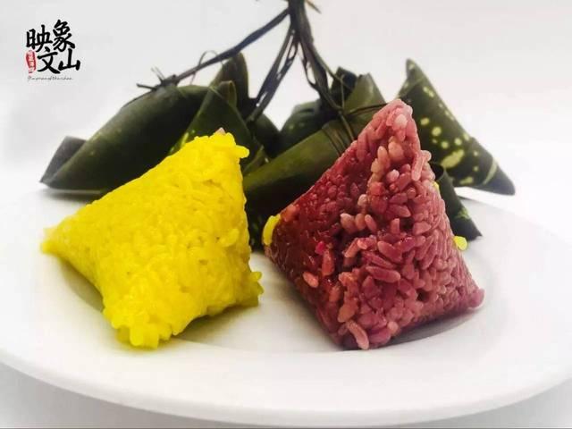 广南纯手工制作 特色粽粑, 花 米饭, 那糇芒八宝米 为保证品质,请