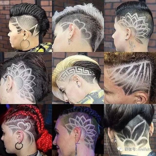 今年夏天头发流行这样染 男生发型修剪合集 美发课堂手机软件 为专业图片