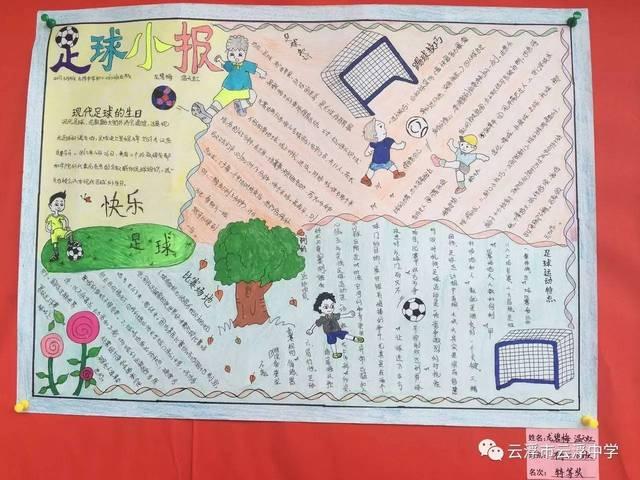 【魅力云中】我的中国梦,我的足球梦