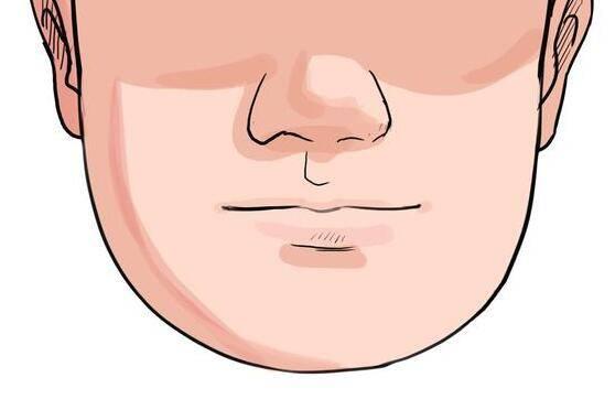 圆下巴�yg�_2,这种丰满,圆厚的下巴,属于下巴的标准相,代表其人运势老而弥坚,越