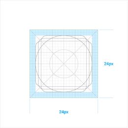 UI学习设计常用的app大学设计规范林华.设计平面设计(第二版)[m].中南广播电视图标出版社图片