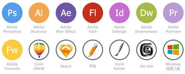 UI设计师常用的软件有哪些?家具设计减尺图片
