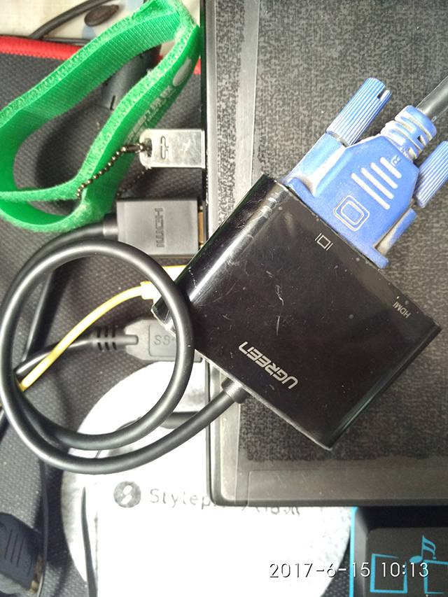 电脑端hdmi输出转换hdmi到显示器接线方式