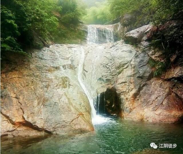 山井空老公_15-7.16安吉龙王山峡谷小井空溯溪 龙王山漂流