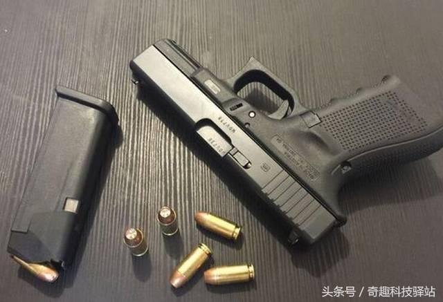 格洛克20式手枪
