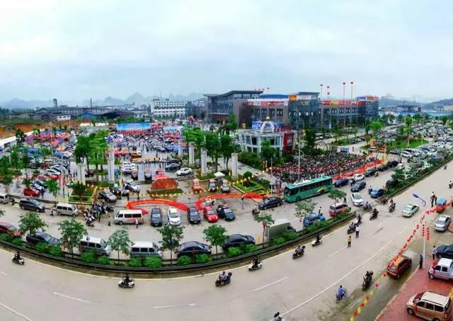 广西人口最多的镇_了不得 平南这个镇竟是广西人口最多乡镇之一