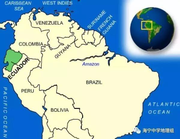ecuador 人口_说起这件事 厄瓜多尔人都会竖起大拇指说 Chino Chino 中国人 ...