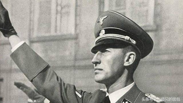 """二战最成功的刺杀行动--终结纳粹大魔王海德里希的""""类人猿""""行动"""