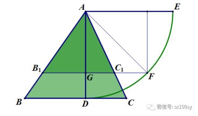 我们还知道,在正方形中,若边长为1,则对角线长度就是根号2(有关根号2图片