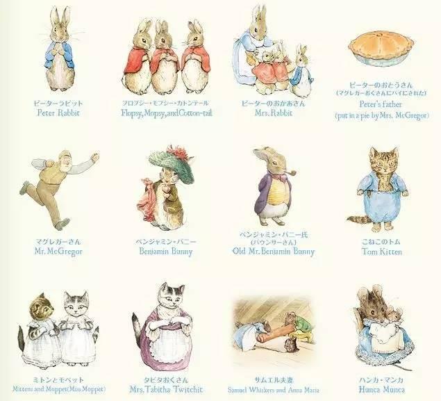 女人的阴性部囹�a��)�j�9�k�)�h�_【芭莎艺术】她是上世纪的j·k·罗琳,画的兔子风靡全球!