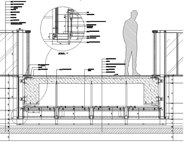CAD室内工装施工图制图详解,从此不当施工图哪里考广告设计图片