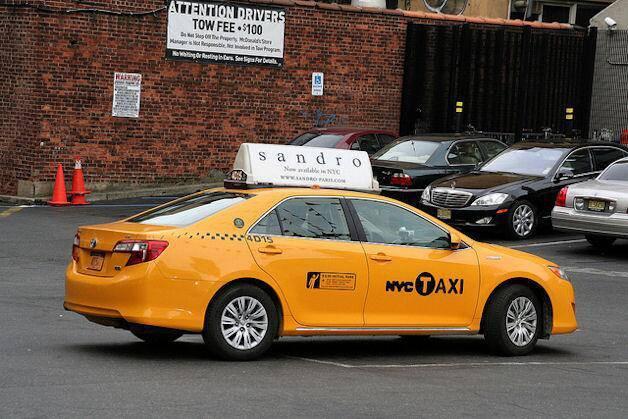 """""""海归""""说启悦这车比纽约出租车牛逼!图片"""