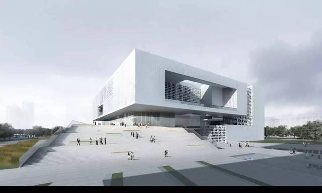 深圳 aube 欧博设计 / 宿州城市规划展览馆 / 宿州图片