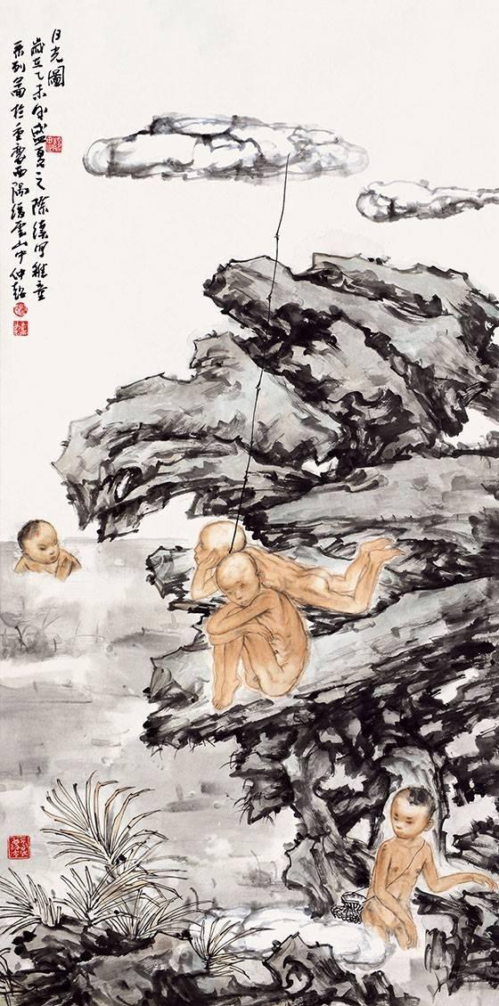 傅仲超|艺术之巅 薪火相承―当代中国画名家特别邀请展