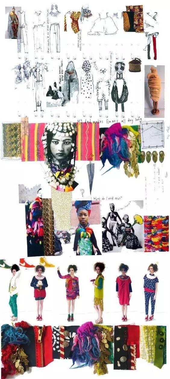 服装设计创作灵感的捕捉路径分析图片