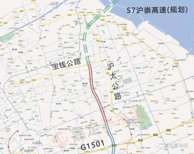 宝山区最新规划图