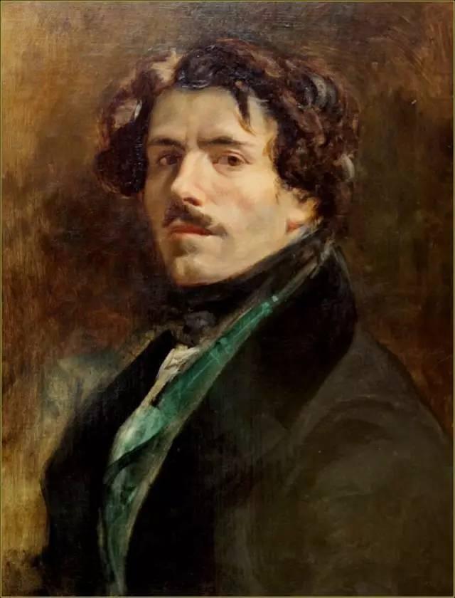 代表作有《带烟斗的静物画》 安格尔(jean auguste dominique ingres图片