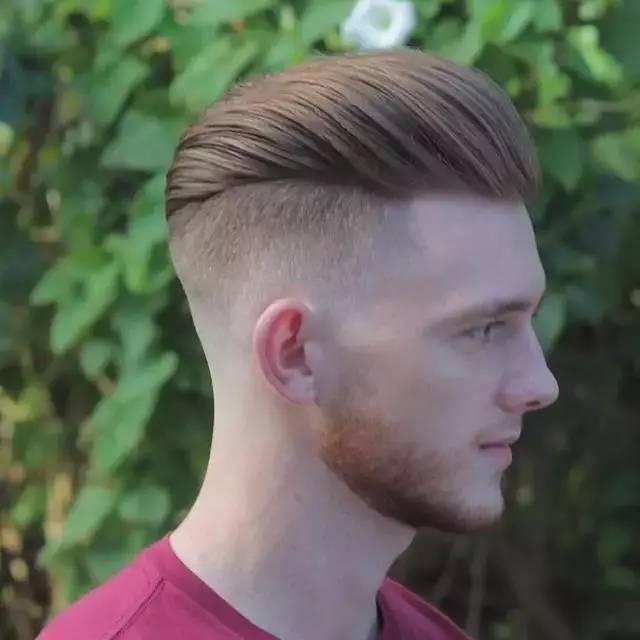男士流行发型趋势图片