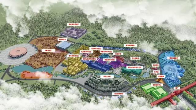 鄂尔多斯康镇项目即将试运营 多张高清大图带你尝尝鲜