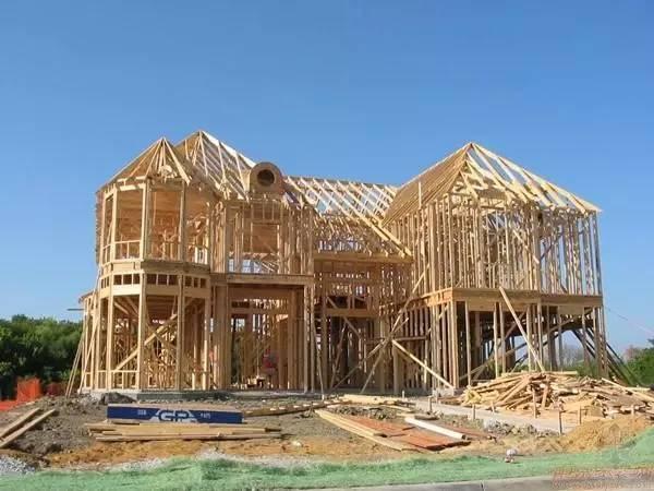 木结构建筑为什么抗震性好图片