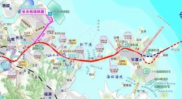 """长乐、平潭与福州市区将形成""""半"""