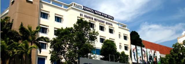 来了,新加坡的私立中学院校推荐!