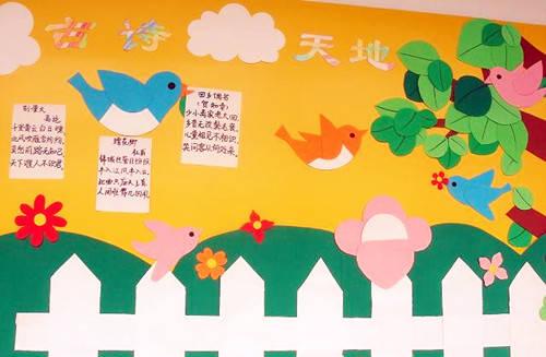【环创】100款幼儿园主题墙手工环创,幼儿园开学必备!