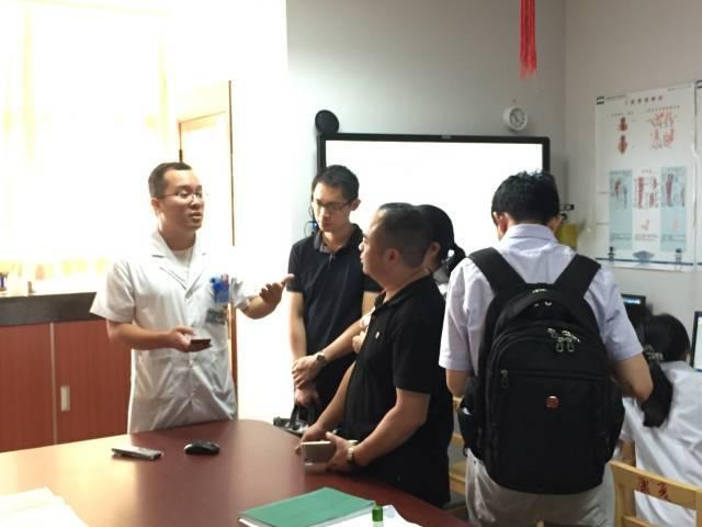 【新闻稿】――远程医疗省级建设单位调研工作组莅临珠江医院康复医学科 进行专科联盟远程协作平台考察