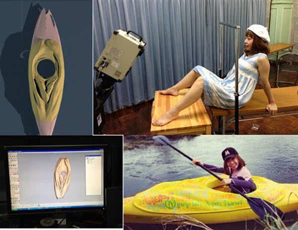 日本女艺术家3d打印阴道被判淫秽罪
