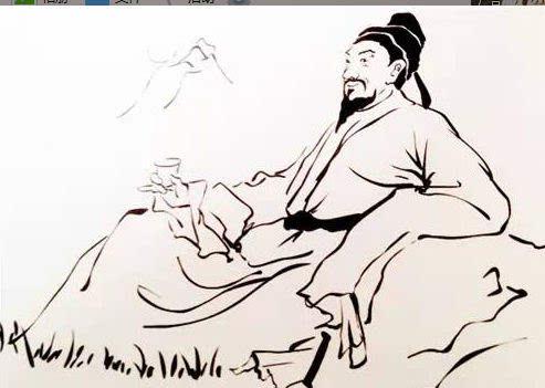 李白是仙宗十友,仙宗十友最有名的五个人是谁?