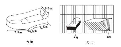 养兔场建设兔场兔舍设计图图片