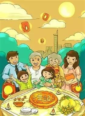 有一种好味的情怀,叫中秋节吃月饼!图片