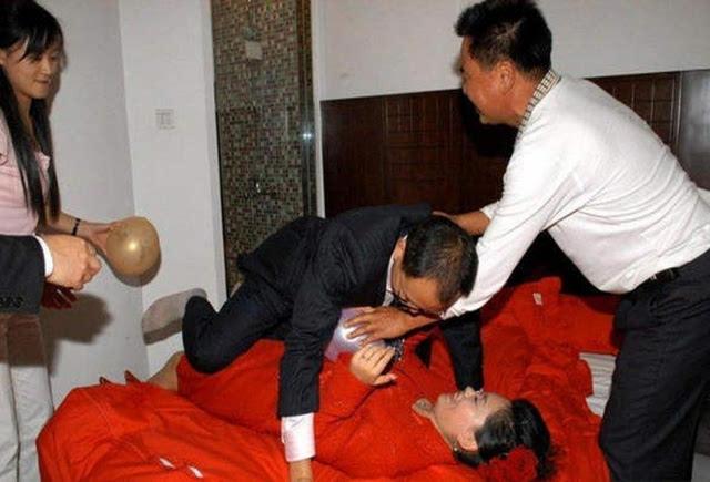 猥亵新娘,强奸伴娘 中国婚礼陋习何时休?