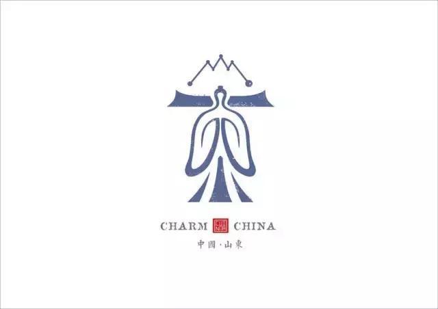 有个设计师ko了一遍中国主要城市的logo图片