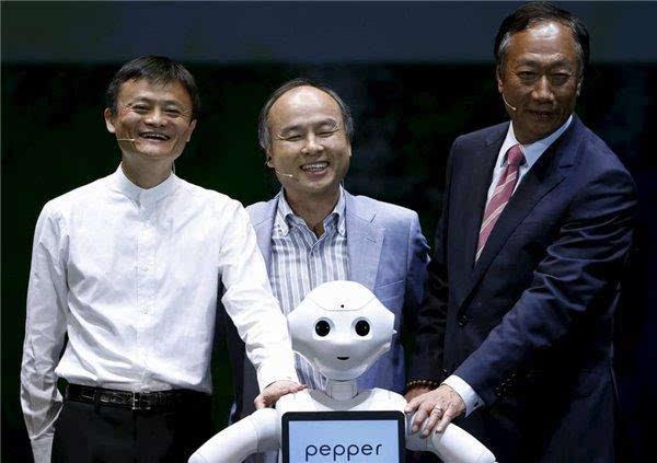 他掌控通过巨额投入获得技术机器人世界将在新一代互联网社认为人形宝贝推广的步奏图片