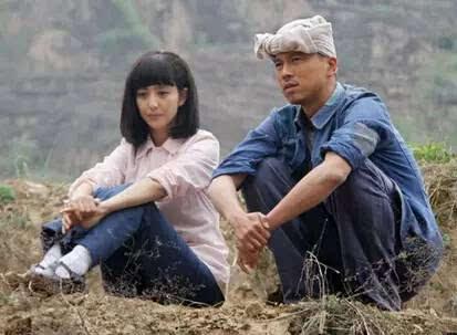 《平凡的世界》同名电视连续剧孙少安和田润叶在一起图片