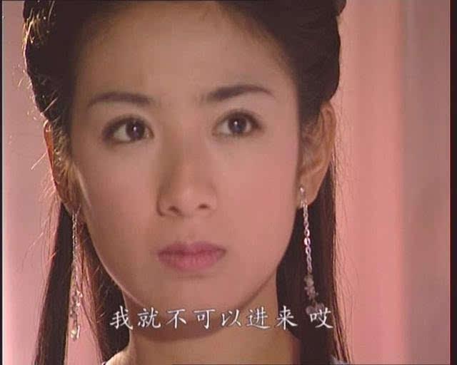 《九岁县太爷》和《少年大钦差》中的天下第一美女,舒畅似乎比曹颖更